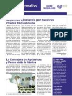 INÉS ROSALES - Boletín Informativo Nº 9