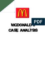 McDonald's_Case_Analysis