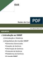 Introdução ao SNMP