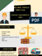 PPT Horarios de Trabajo y Salud Grupo 3 CyMAT