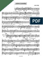 A Modo de Pasodoble - Tenor Sax. 1