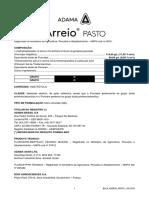Arreio® PASTO - Bula