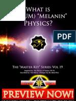 1d27f2637b5 What Is (Qatum) Melanin Physics