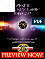 What Is (Qatum) Melanin Physics