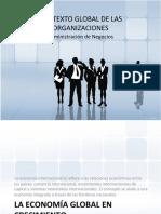 Contexto Global de las Organizaciones