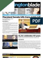 washingtonblade.com - volume 42, issue 15 - april 15, 2011
