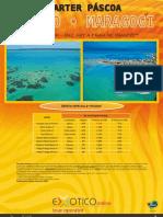 CharterPascoa Oferta Metade