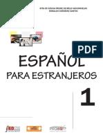 Manual de Español Para Personas de Habla Ingles