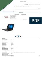 Notebook - HP 250 G7