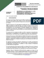 Caso Universidad Alas Peruanas - Indecopi