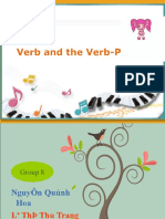 Verb and the Verb-Phrase - final