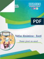 Tema - 1 Power Pivot en Excel