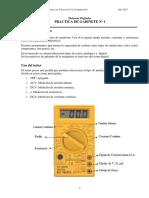 Práctica de Gabinete 1 - Sistemas Digitales