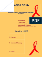 Basics of HIV Jamia Milia
