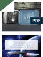 CloudSecurityAsAService_Scribd