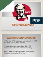 kfc malaysia history