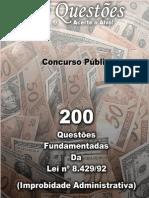 989_DEMO DO E-BOOK DA LEI DE IMPROBIDADE ADMINISTRATIVA