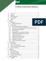 PaperCut MF - Toshiba Embedded Manual