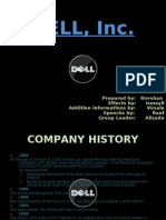 MBA -Course Work - DELL