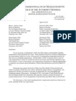 Attorney General's Report On Nonprofit Board Compensation