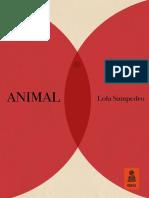 «Animal», Lola Sampedro
