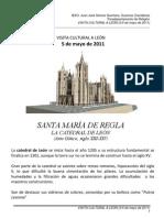 LEÓN.- Catedral