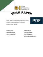 1040070114_TERM PAPER