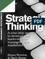 marketingThinking