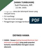 DDPT (HAMA TUMBUHAN) K7