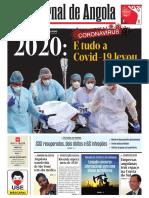 20201221 Jornal de Angola