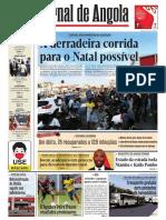 20201224 Jornal de Angola