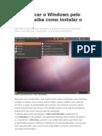 Como Instalar Linux Ubuntu