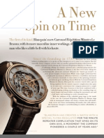 Affluent Page Presents- A New Spin on Time