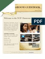 Classroom GuideBook Spring 2011