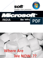 microsoft-india_PEST_TOWS