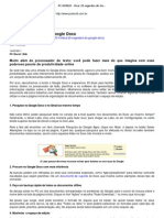 PC WORLD - Dica_ 20 segredos do Google Docs