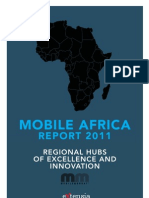 Mobile Africa Report 2011