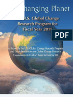 Our Changing Planet 2011