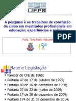Apresentação_ALUNOS (Prof. Tania)