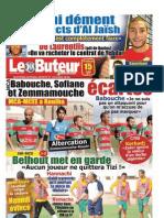 LE BUTEUR PDF du 15/04/2011