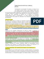 Lectura De Bioetica.
