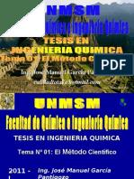 TESIS 01 METODO CIENTIFICO