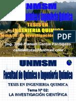 TESIS 02 METODOLOGIA DE LA INVESTIGACION 2011