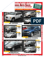 Concourse Auto Sales  - Issue 8