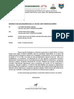 1. FORMATO DE INFORME MENSUAL DEL DOCENTE -