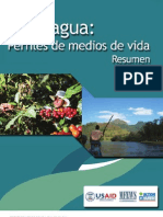 Zonas de Medios de Vida Nicaragua