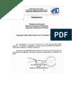 Manual de Valores base unitarios por tipologia constructuva