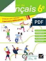 Cahier de Francais 6e Corrigepdf