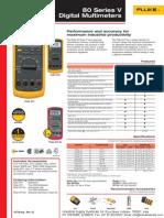 Digital Multi Meter Fluke 87V