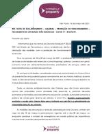 Circular Nota de Esclarecimento - Recife - 16.03.2021